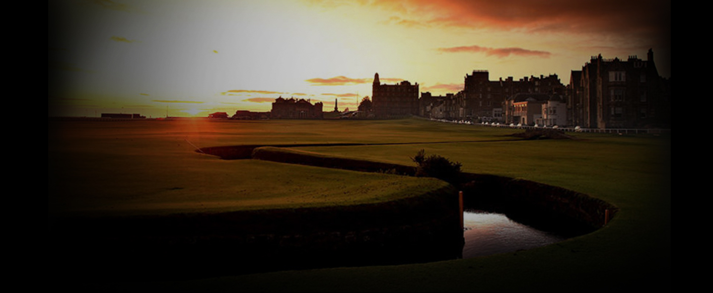 A magical place during Open Championship