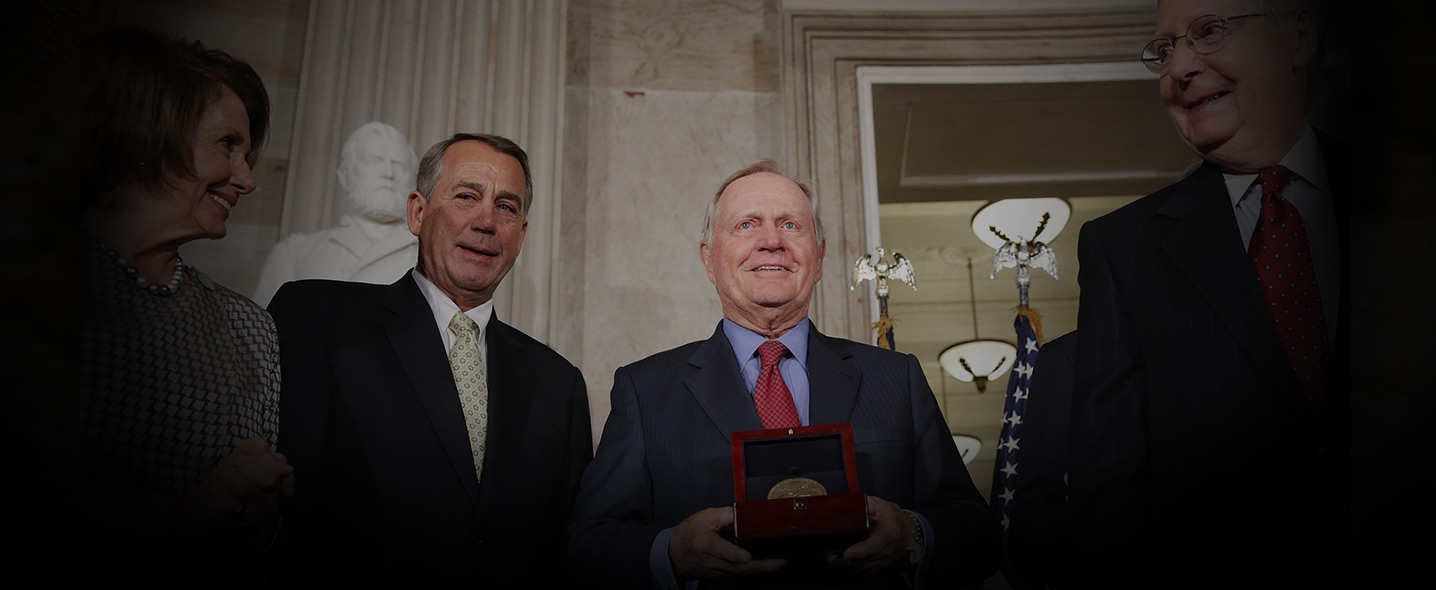 Receives Congressional Gold Medal