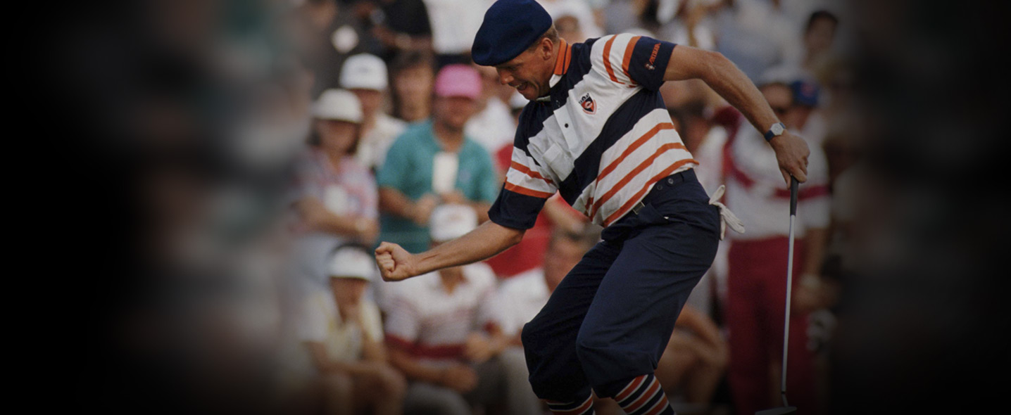 Payne Stewart and the 1989 U. S. PGA Championship