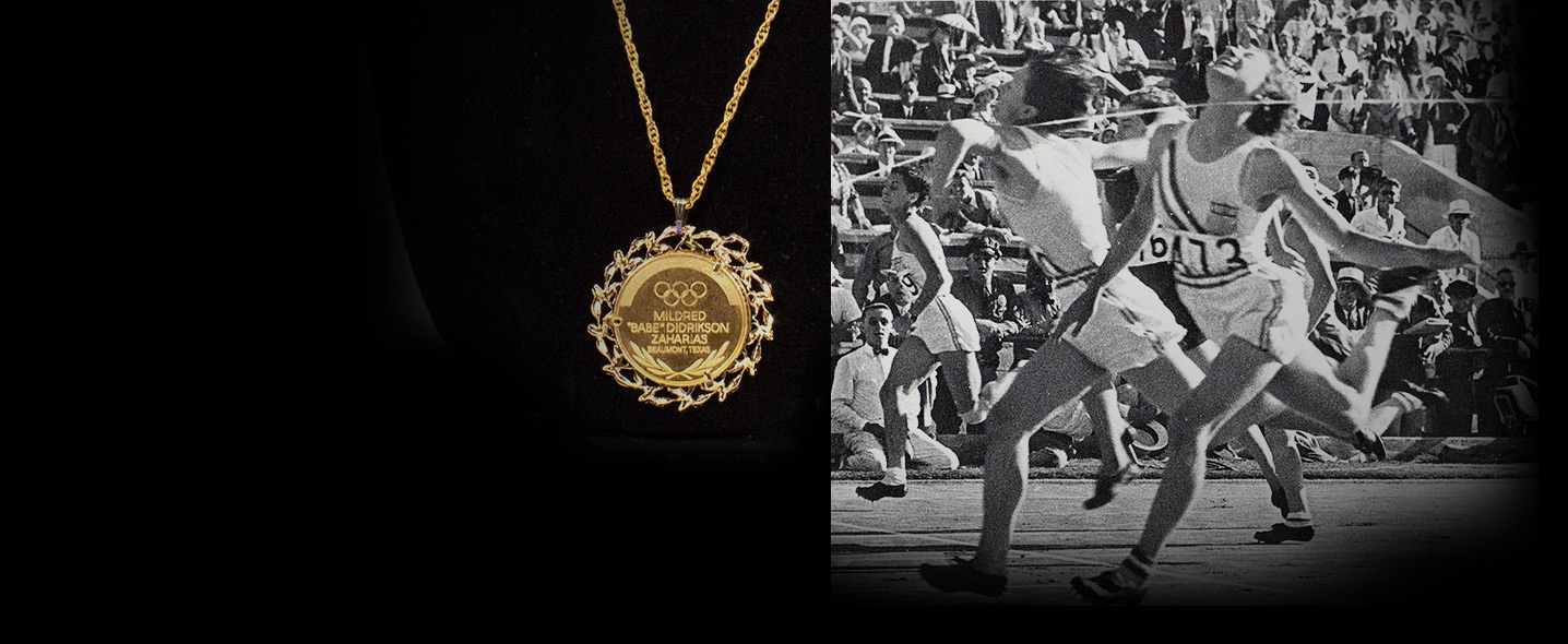 Babe Zaharias and the 1932 Olympic Games