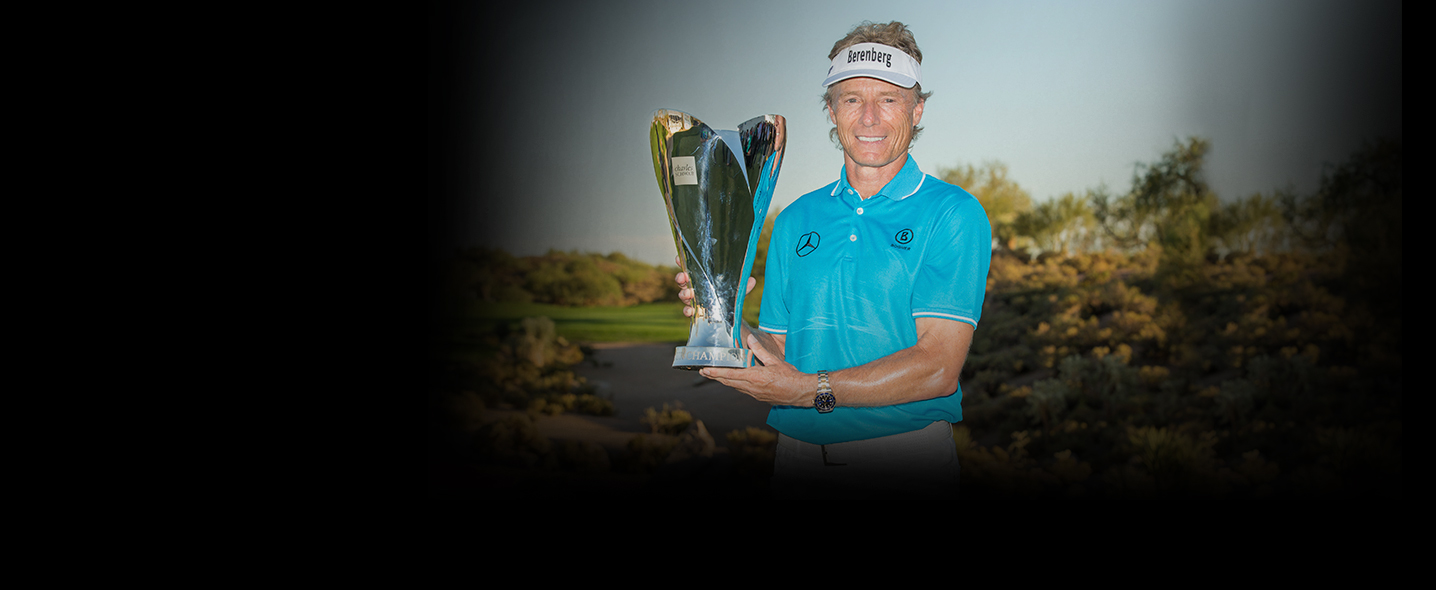 Is Awarded To Bernhard Langer