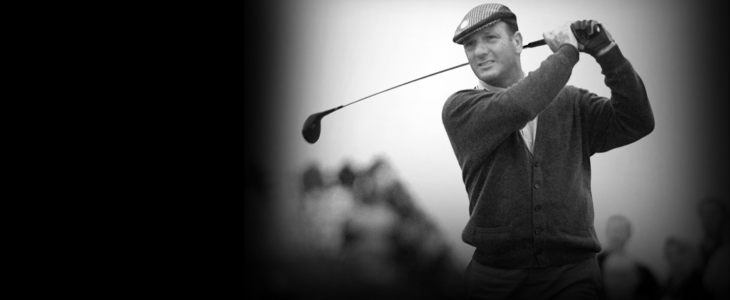 A Look Back at Roberto De Vicenzo's Victory at The Open
