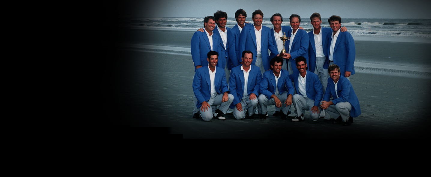 A Look Back at the 1991 Ryder Cup