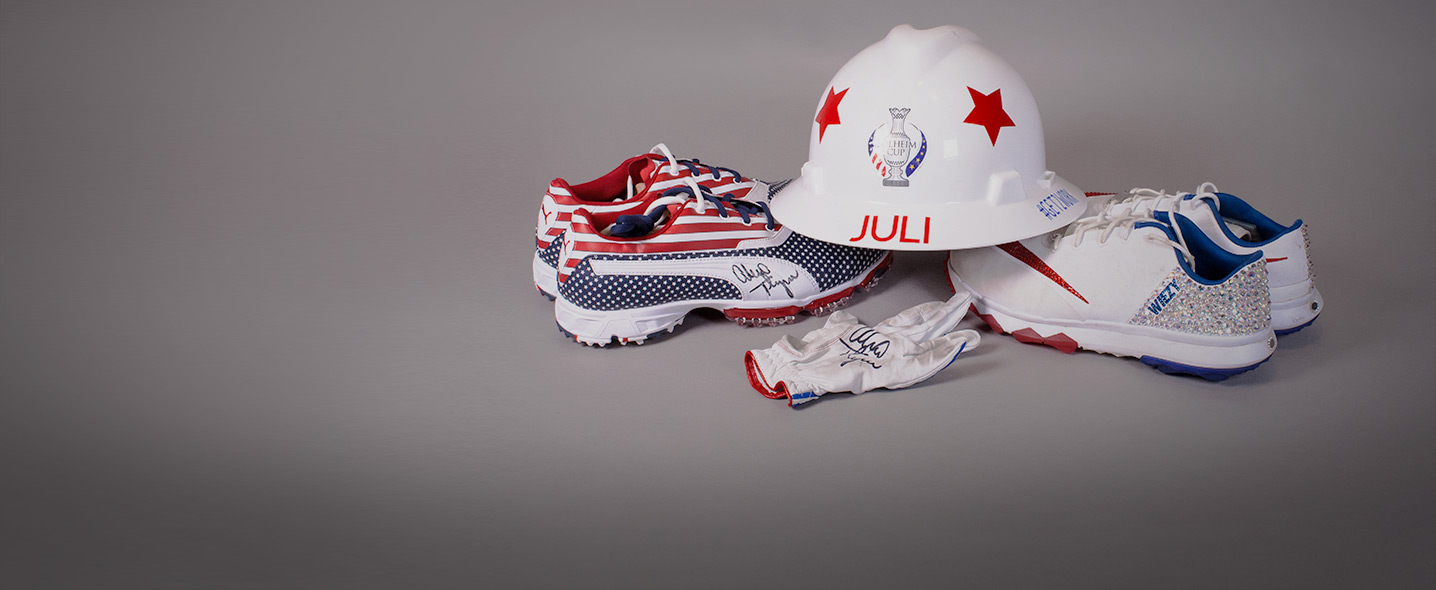 First Three-Time U.S. Solheim Cup Captain