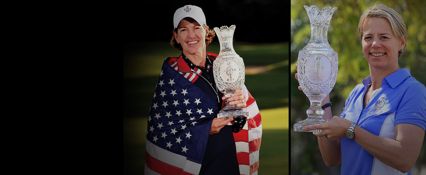Battle of the Best at the 2017 Solheim Cup