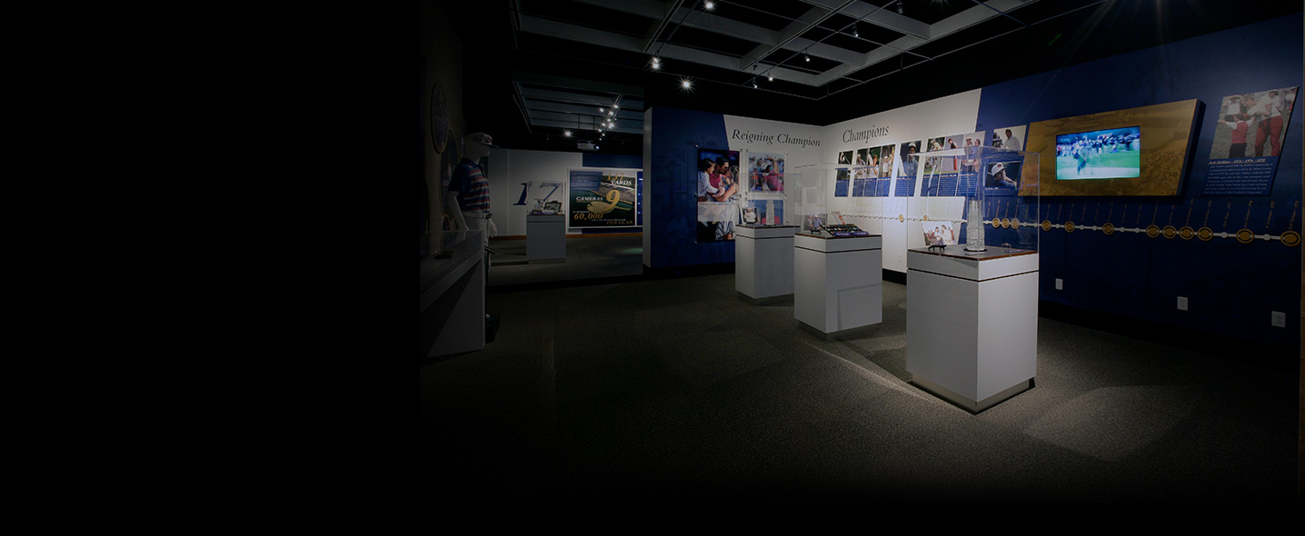 Check Out Our Exhibition On The PGA TOUR's Flagship Event