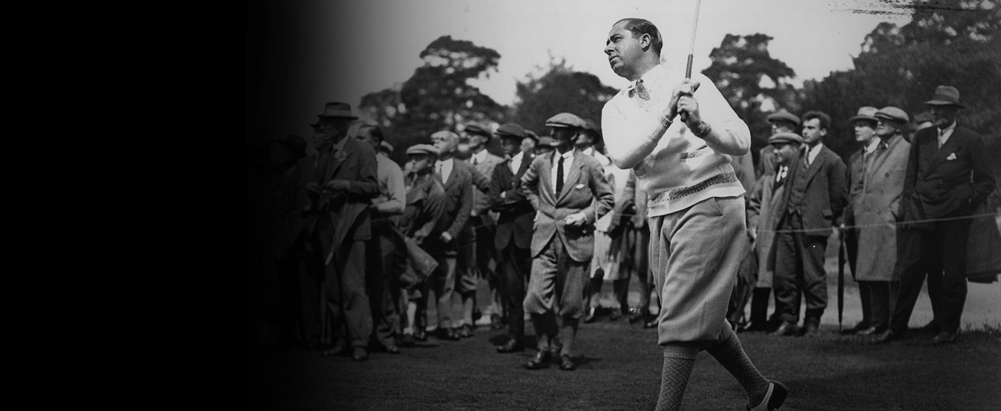 Of Walter Hagen's Fifth PGA Championship
