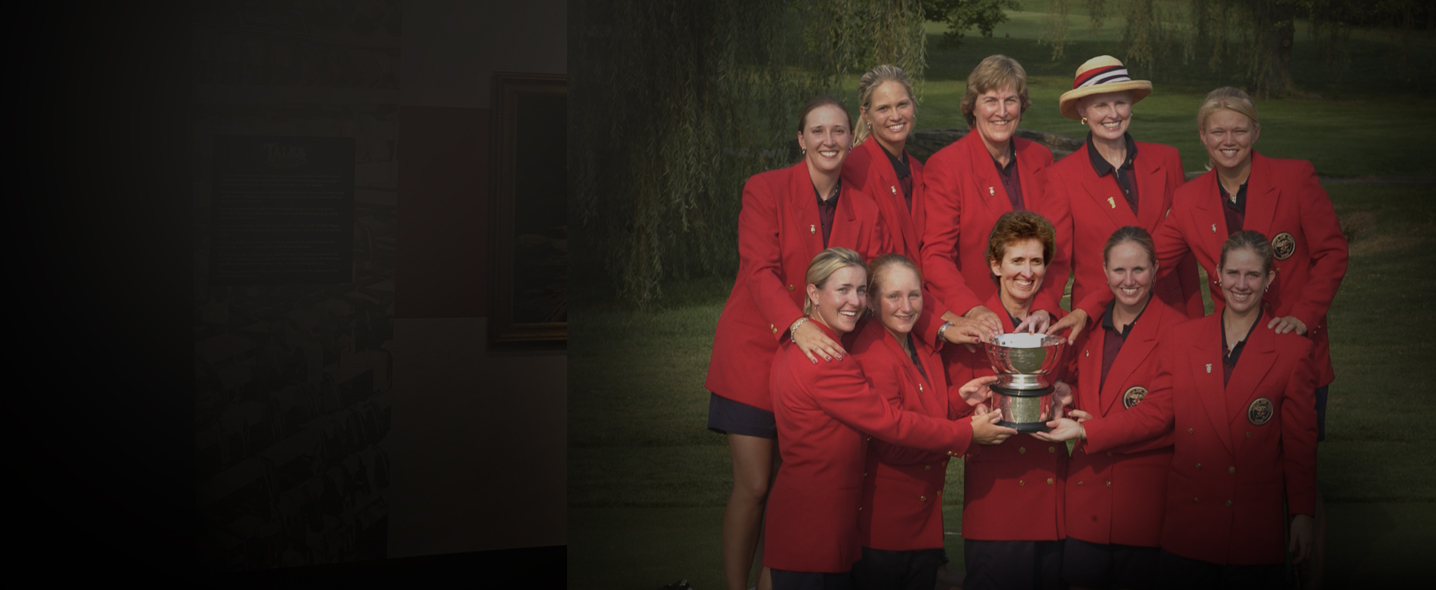 Carol Semple Thomson & the Curtis Cup