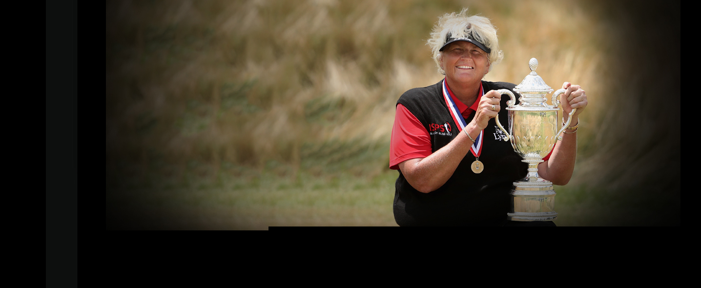 Dominates the Inaugural U.S. Senior Women's Open