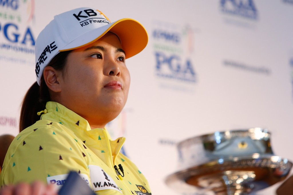 KPMG Women's PGA Championship - Media Day